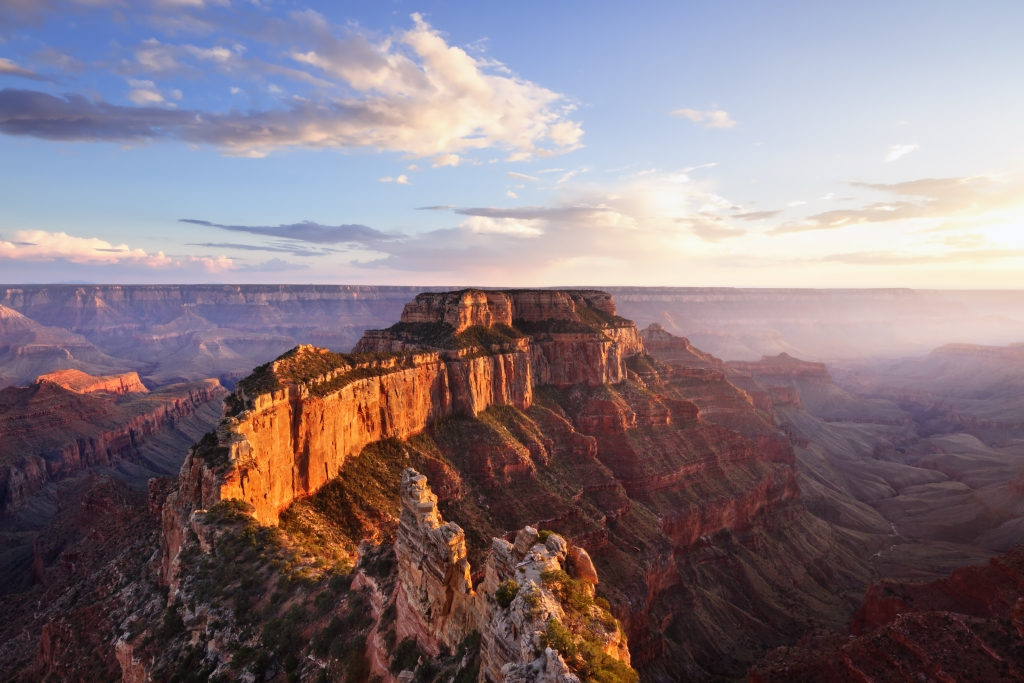 Cape Roya in de Grand Canyon, Verenigde Staten