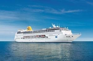 cruiseschip costa neoriviera