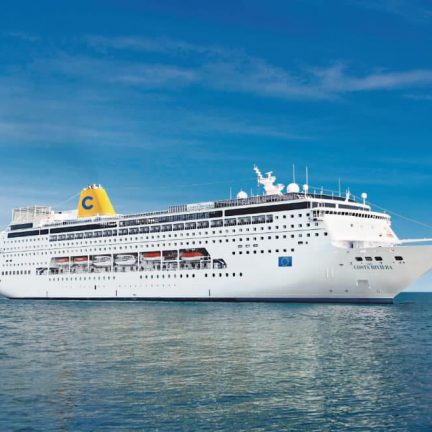 cruiseschip costa neoriviera