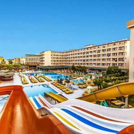 Eftalia Resort in Alanya/Antalya, Turkije