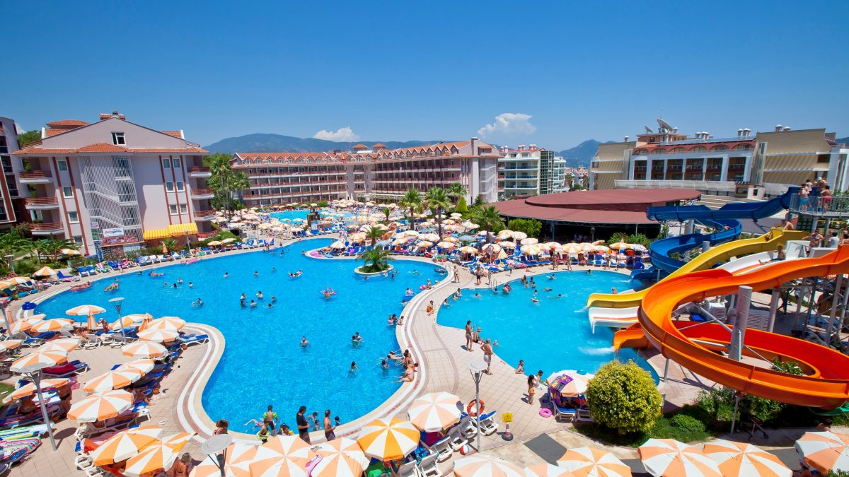 Green Nature Resort & Spa in Marmaris, Turkije