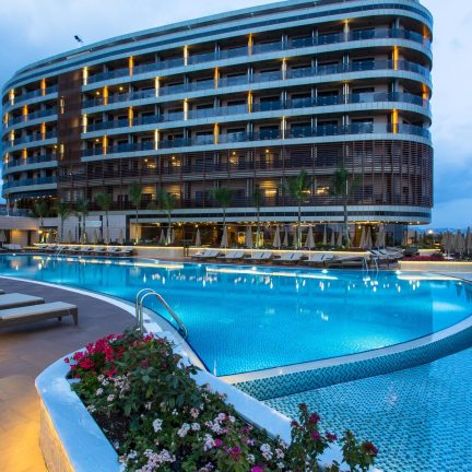 Hotel Michell & Spa in Antalya, Turkije
