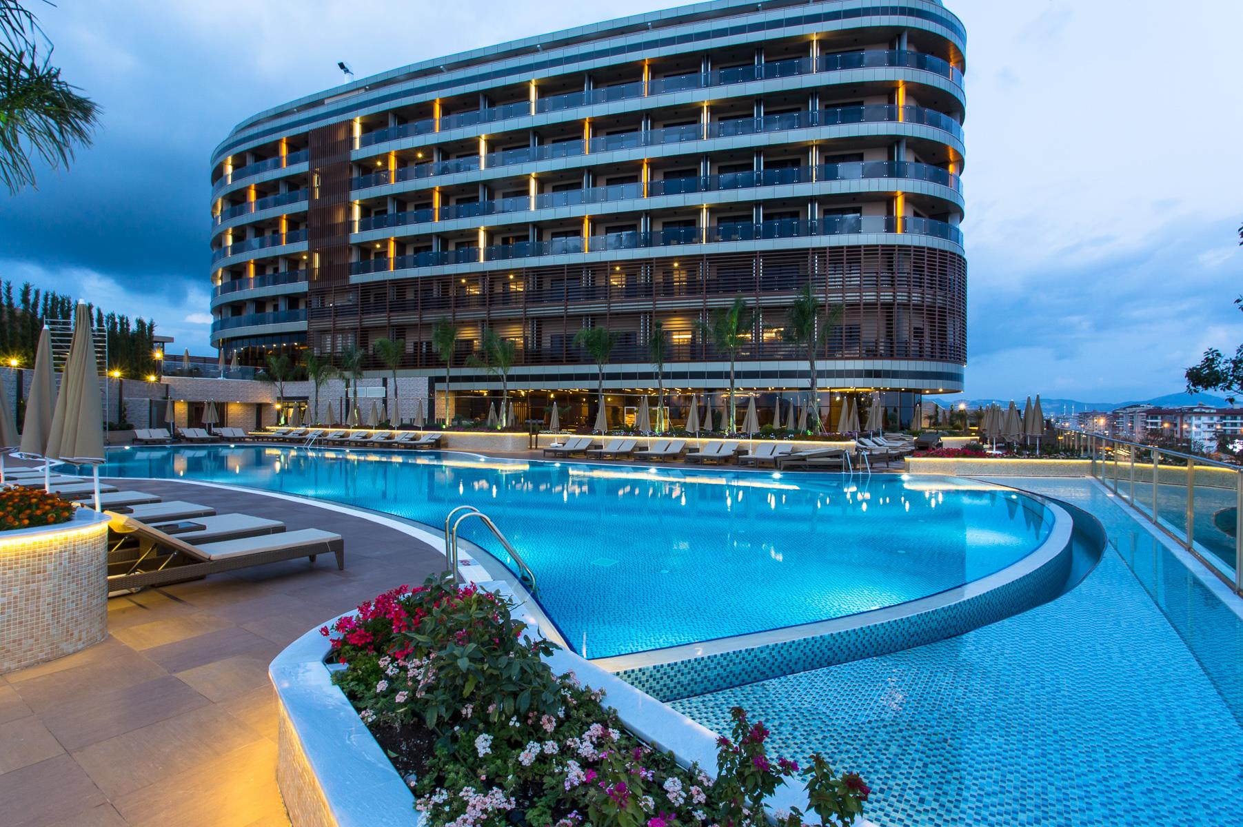 5 Sterren Hotel Michell Amp Spa Adult Only All Inclusive
