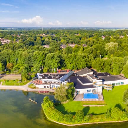 Roompot Vakantiepark Hunzedal in Borger, Drenthe