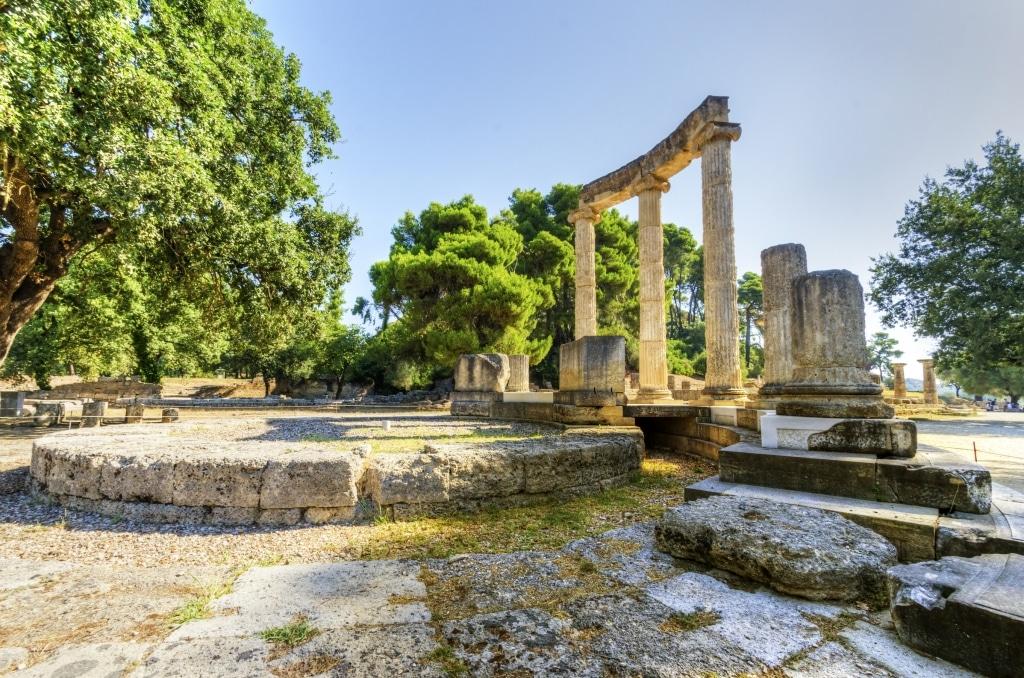 Olympia in Griekenland