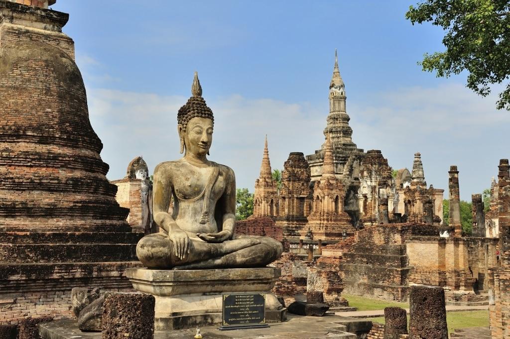 Sukhothai, Thailland