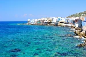 De zee van Kos, Griekenland