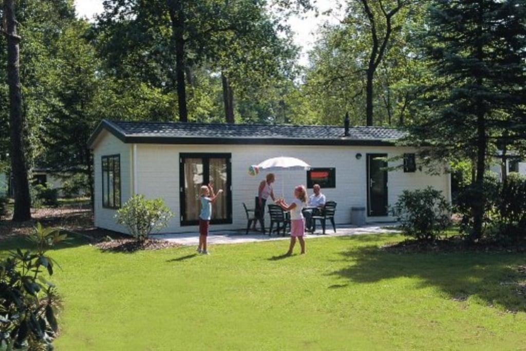 Chalet op bospark De Schaapskooi, Veluwe