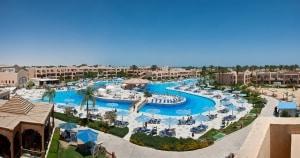 Hotel Ali Baba Palace in Hurghada, Egypte