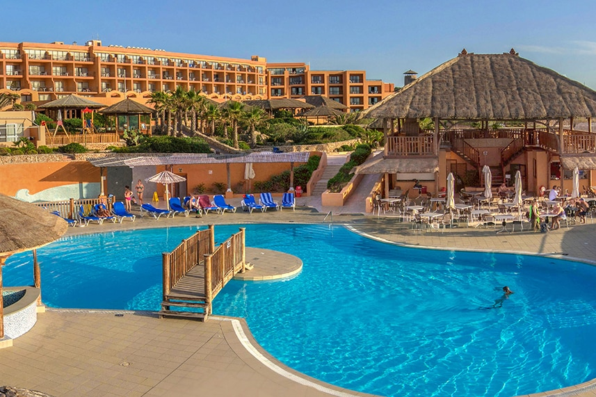 Hotel Ramla Bay Resort op Malta