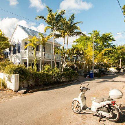 Huis in Key West in Florida Keys, Amerika
