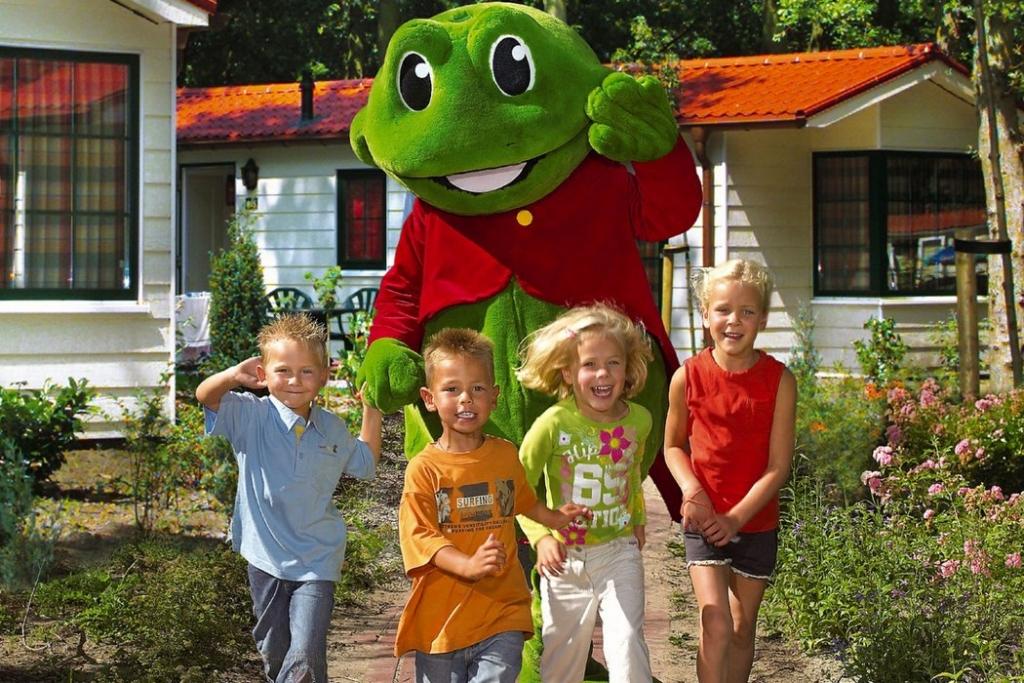 Kinderen in Duinrell, Wassenaar