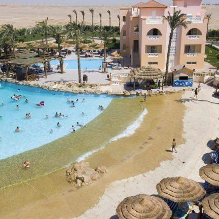 Pickalbatros Sea World in Hurghada, Egypte