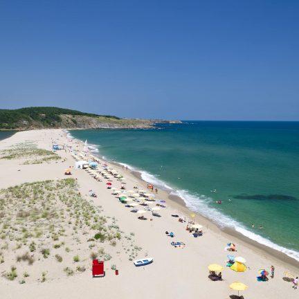 Sunny Beach in Bulgarije