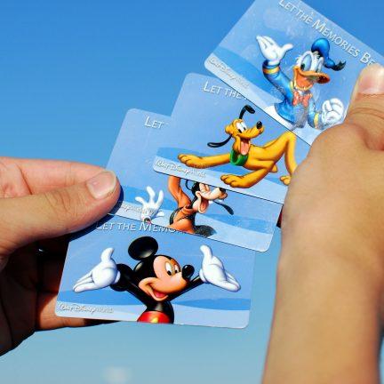 Toegangskaartjes voor Disney World in Orlando, Florida, Amerika