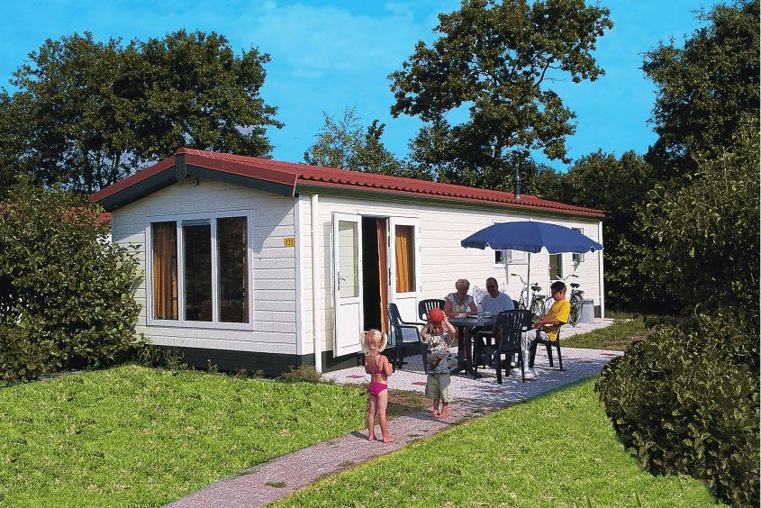 Chalet in Kustpark Texel in De Koog, Waddeneilanden