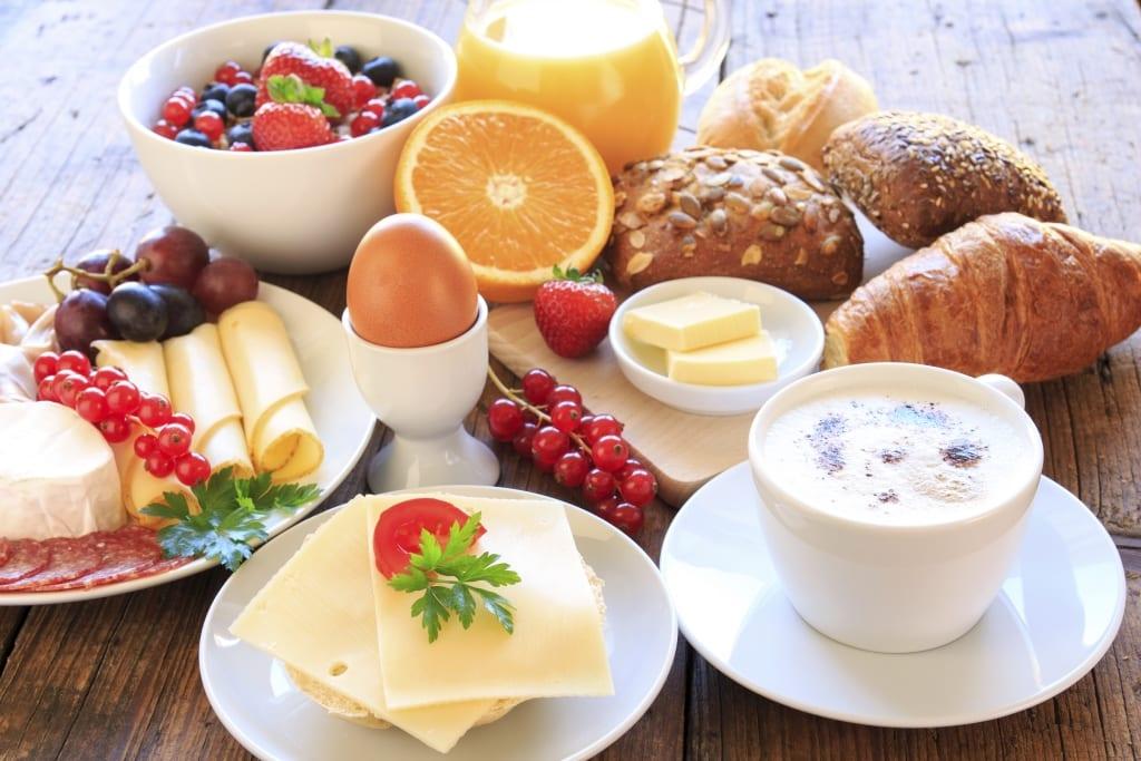 Duits ontbijt