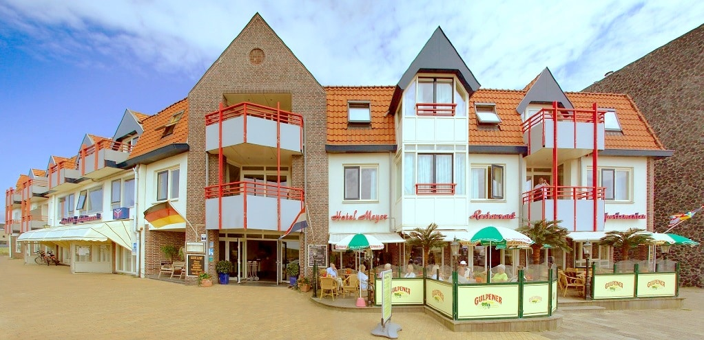 Hotel Meyer in Bergen aan Zee, Noord-Holland