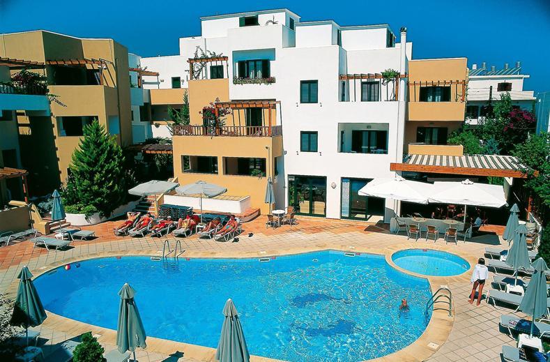 Porto Greco & Elmi Suites in Chersonissos, Kreta, Griekenland