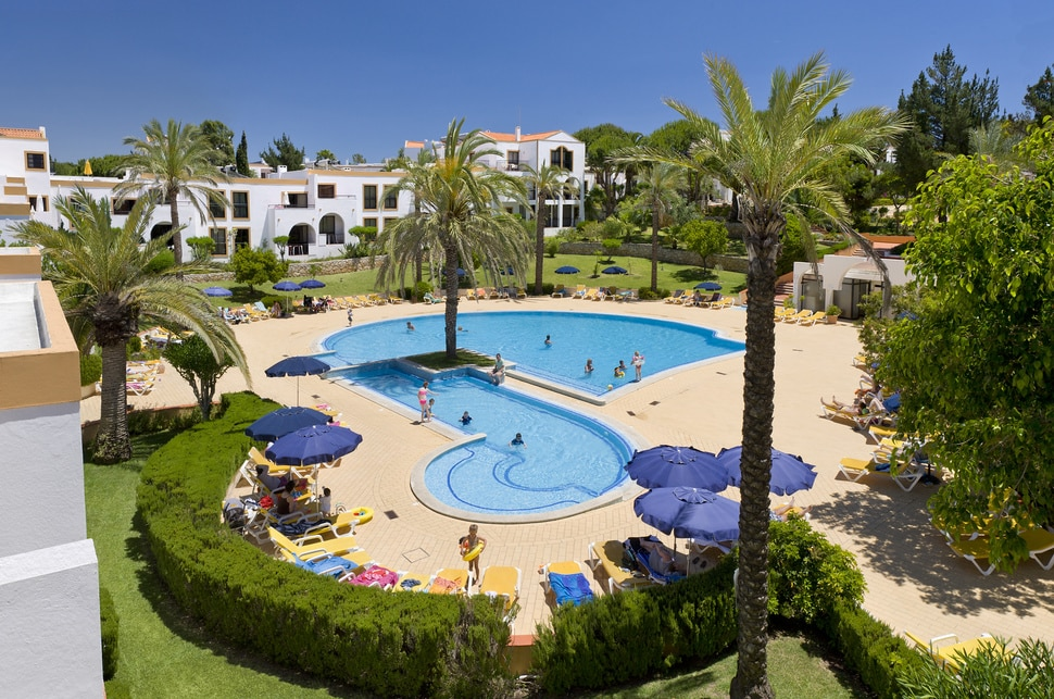 8 dagen aparthotel portugal voor 141 for Portugal appart hotel