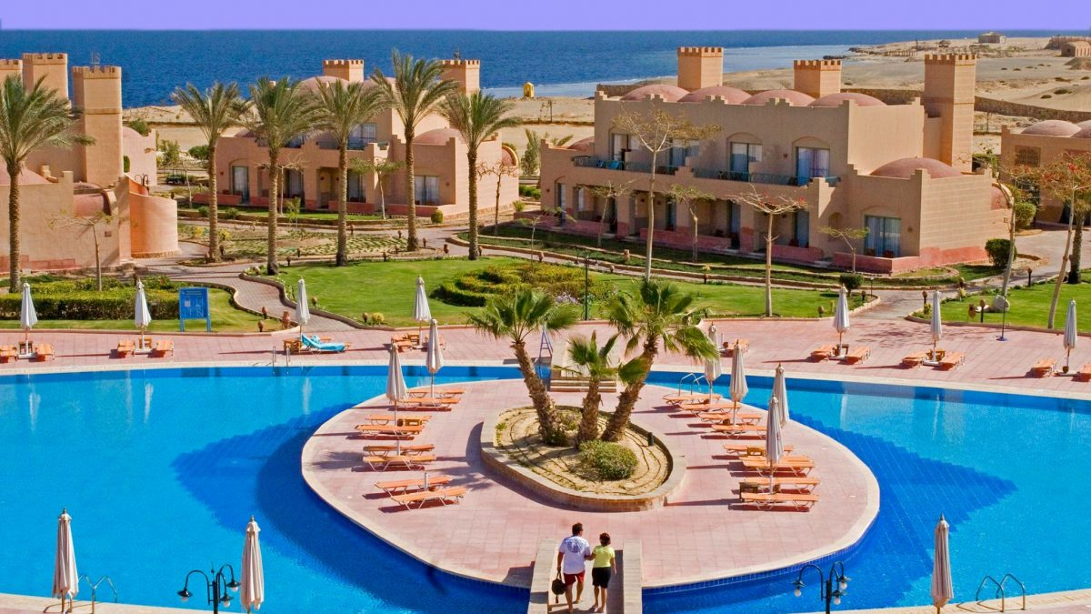 Akassia Swiss Resort in Marsa Alam, Egypte