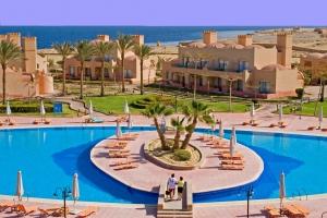 Akassia Swiss Resort in Marsa Alam, Egypte