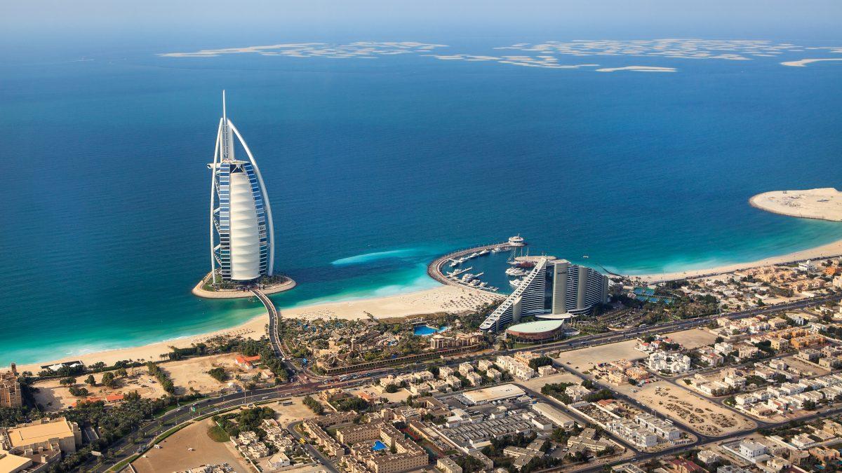 Burj Khalifa in Dubai, Verenigde Arabische Emiraten