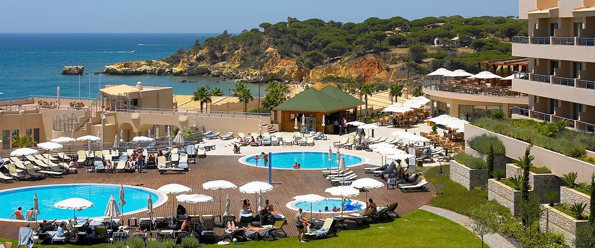 Grande Real Santa Eulalia Resort & Spa in Albufeira, Algarve, Portugal
