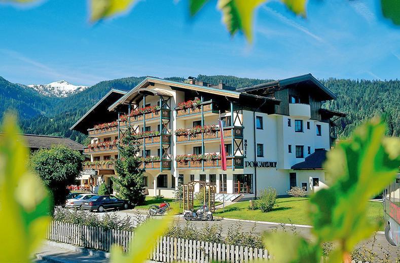Hotel Pongauerhof in Flachua, Oostenrijk