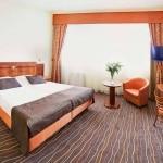 Hotelkamer van Best Western Hotel Bila Labut in Praag, Tsjechië