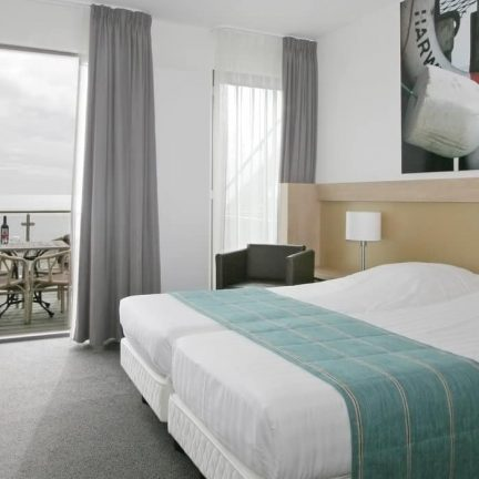 Hotelkamer van Hotel Zeezicht op Vlieland