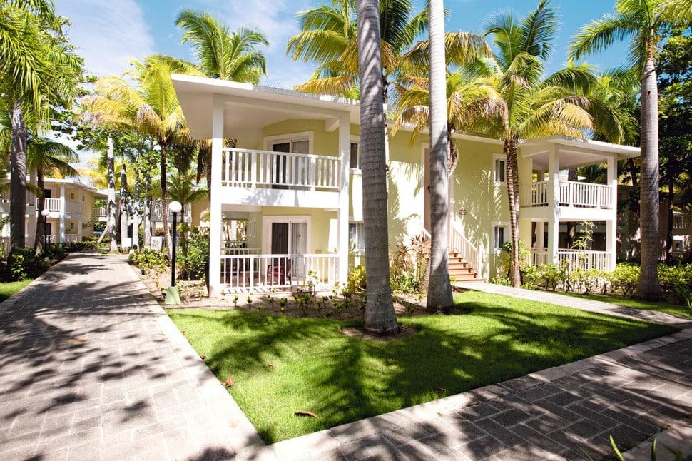 Huisjes van ClubHotel RIU Merengue in Puerto Plata, Dominicaanse Republiek