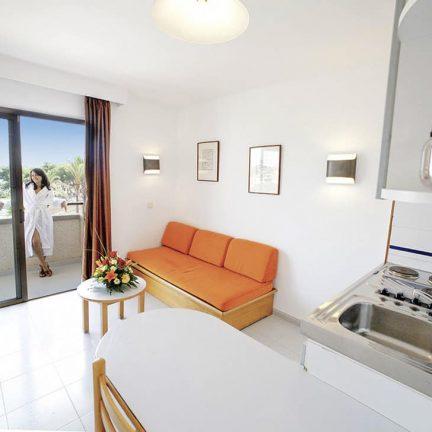 Kamer van JS Es Corso op Mallorca