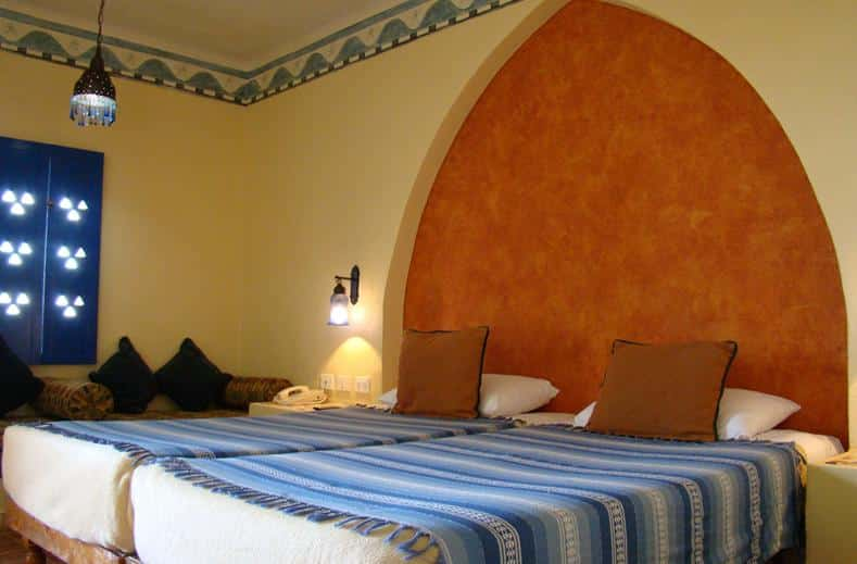 Kamer in Marina Lodge in Marsa Alam, Egypte