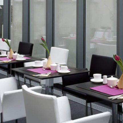 Restaurant van Design Hotel Merrion in Praag, Tsjechië