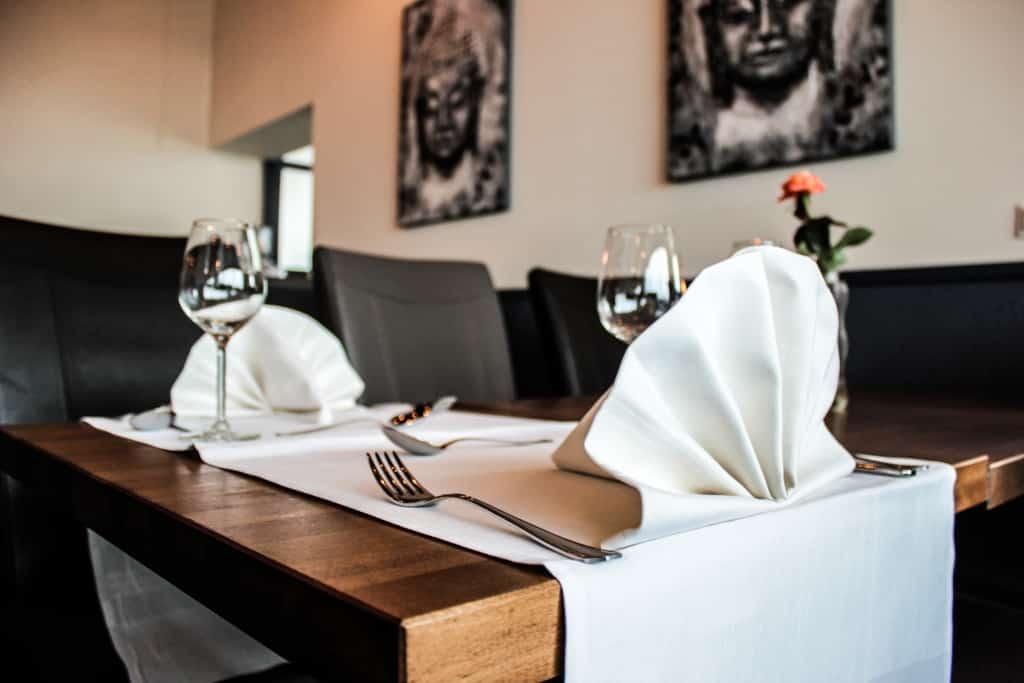 Restaurant in Palace Hotel in Zandvoort