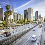 Los Angeles in Amerika