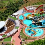 waterpark hotel gold city in kargicak alanya turkije