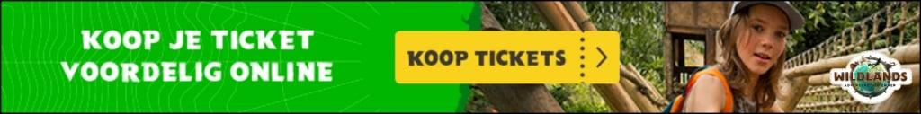 Wildlands Zoo kaartjes