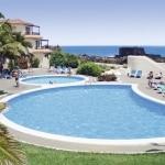 Zwembad Appartementen Lago Azul in Los Cancajos, La Palma