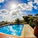 Zwembad van Caribbean Club Bonaire in Kralendijk, Bonaire