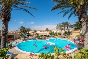 Zwembad van Hotel Royal Suite in Costa Calma, Fuerteventura