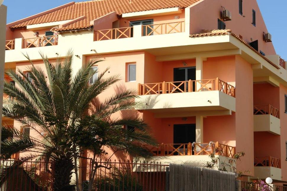 Aparthotel Ponta Preta in Santa Maria, Sal, Kaapverdië