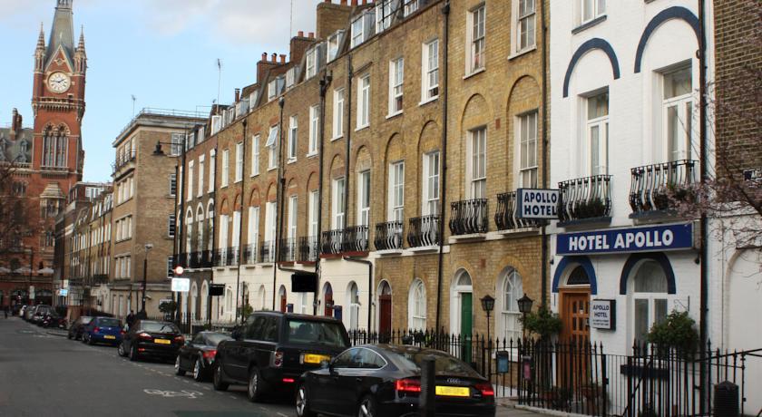 Apollo Hotel in Londen, Engeland