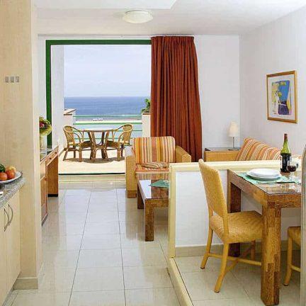 Appartement van Monte Del Mar in Esquinzo, Fuerteventura