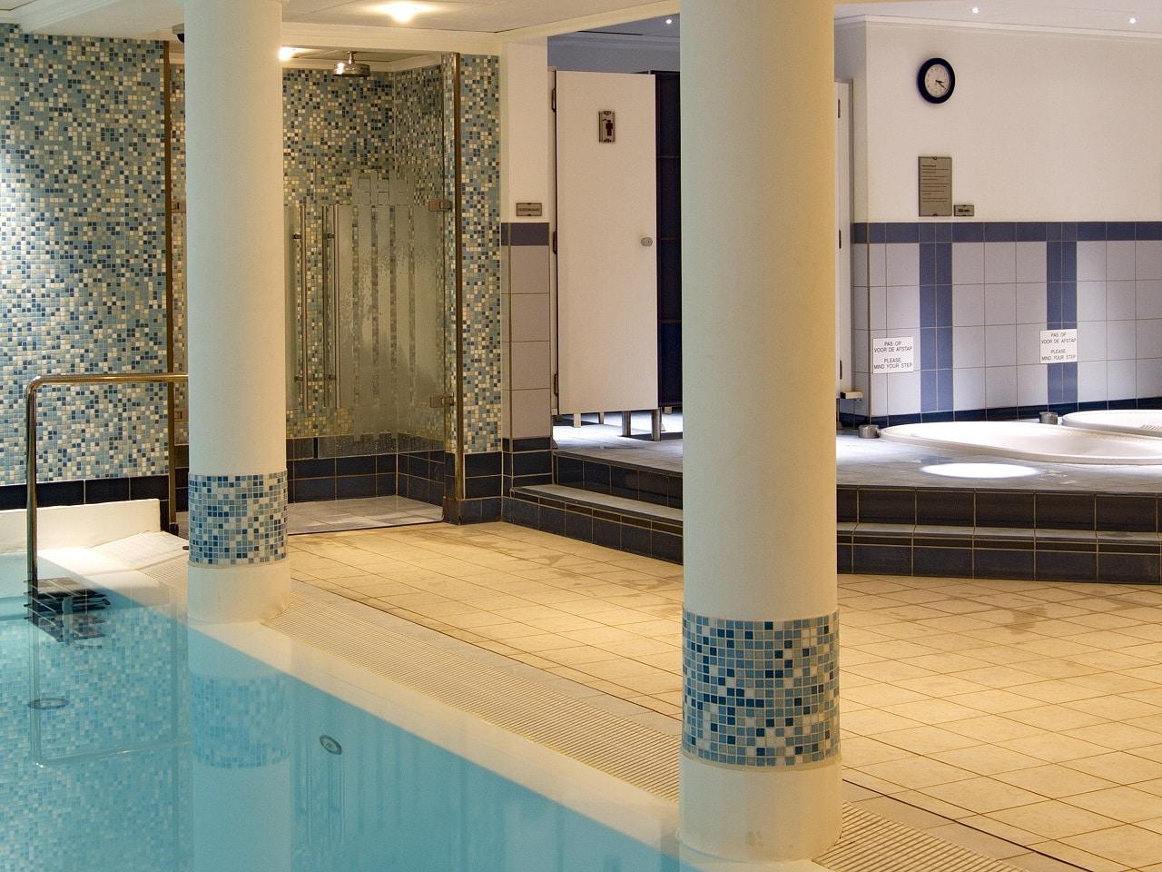 Aqua Center van Radisson Blu Palace Hotel in Noordwijk aan Zee, Zuid-Holland