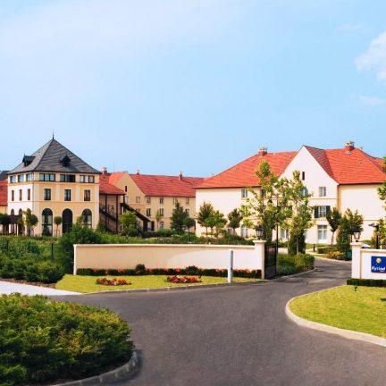 Hotel Kyriad in Magny-le-Hongre, Frankrijk