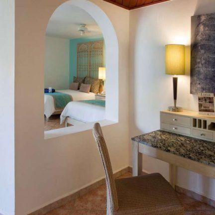 Hotelkamer van Gran Ventana Beach Resort in Puerto Plata, Dominicaanse Republiek