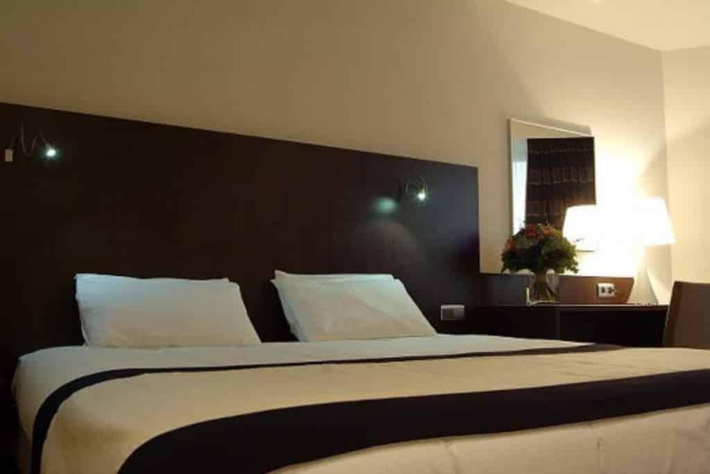 Hotelkamer van Hotel De Keyser in Antwerpen, België