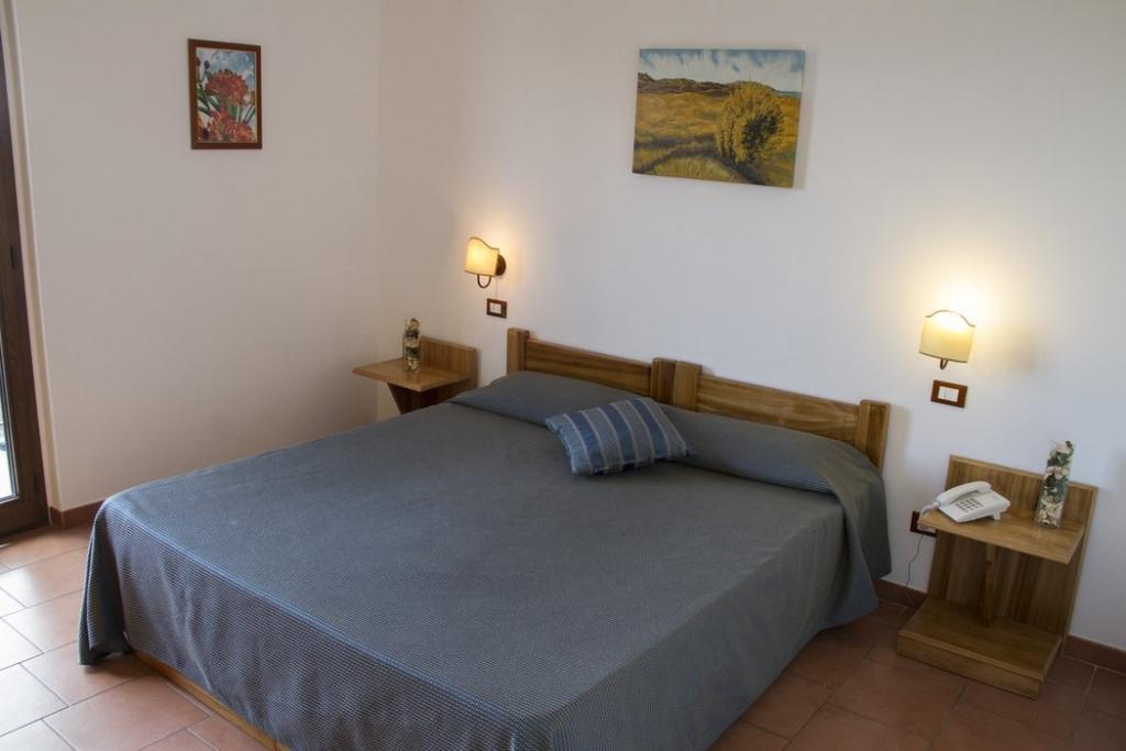 Hotelkamer van Hotel La Terra dei Sogni in Catania, Italië